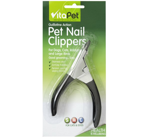 VP110 - VitaPet Nail Clippers