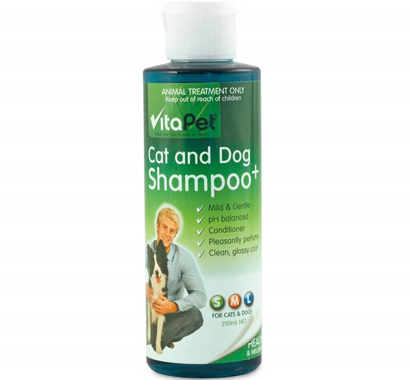 Cat and Dog Shampoo