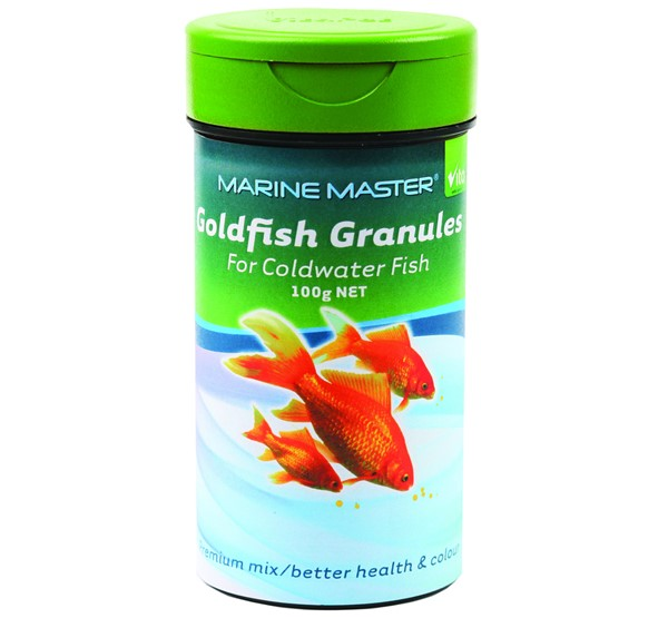 Goldfish Granules for Coldwater Fish