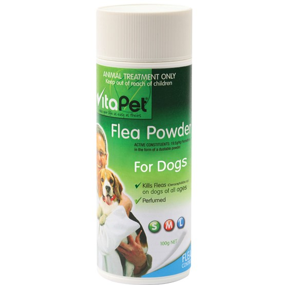 Flea Powder for Dogs