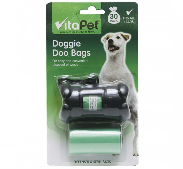 Doggie Doo Bag Dispenser